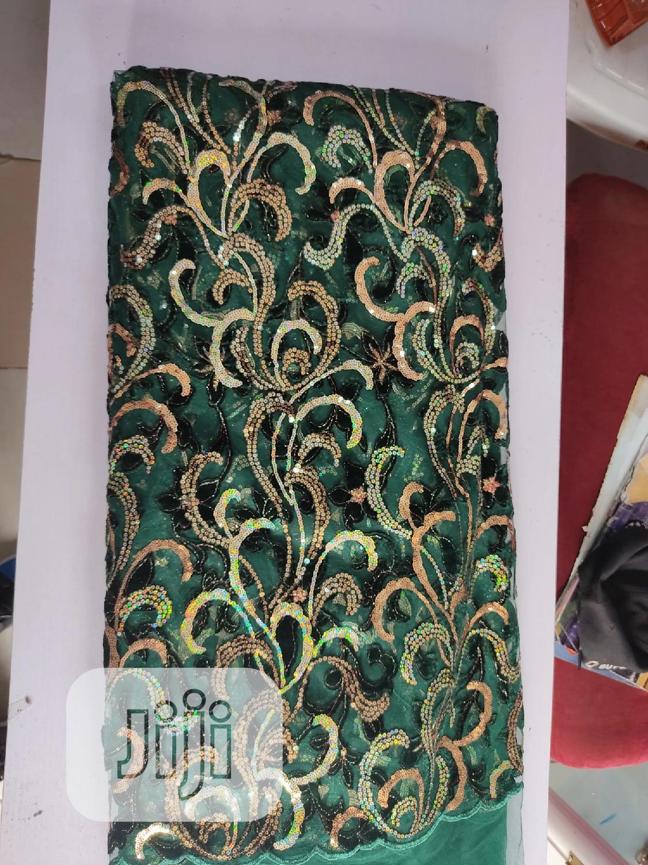 Quality Dubai Lace Fabrics