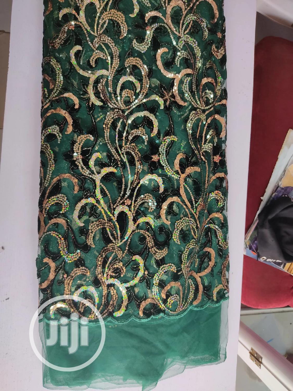 Quality Dubai Lace Fabrics | Clothing for sale in Ojota, Lagos State, Nigeria