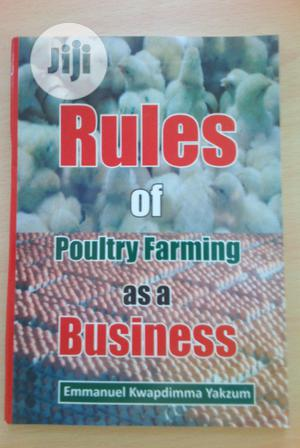 Chicken Farming Handbook   Books & Games for sale in Plateau State, Jos