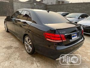 Mercedes-Benz E350 2015 Black | Cars for sale in Lagos State, Ifako-Ijaiye