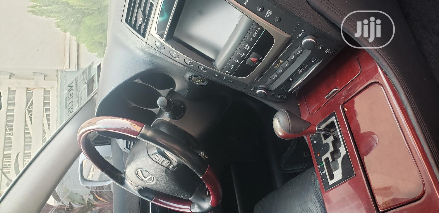 Lexus GS 2007 White   Cars for sale in Galadimawa, Abuja (FCT) State, Nigeria