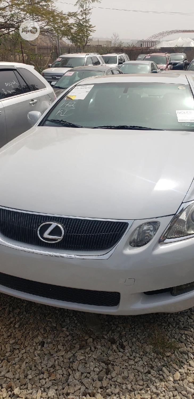 Lexus GS 2007 White