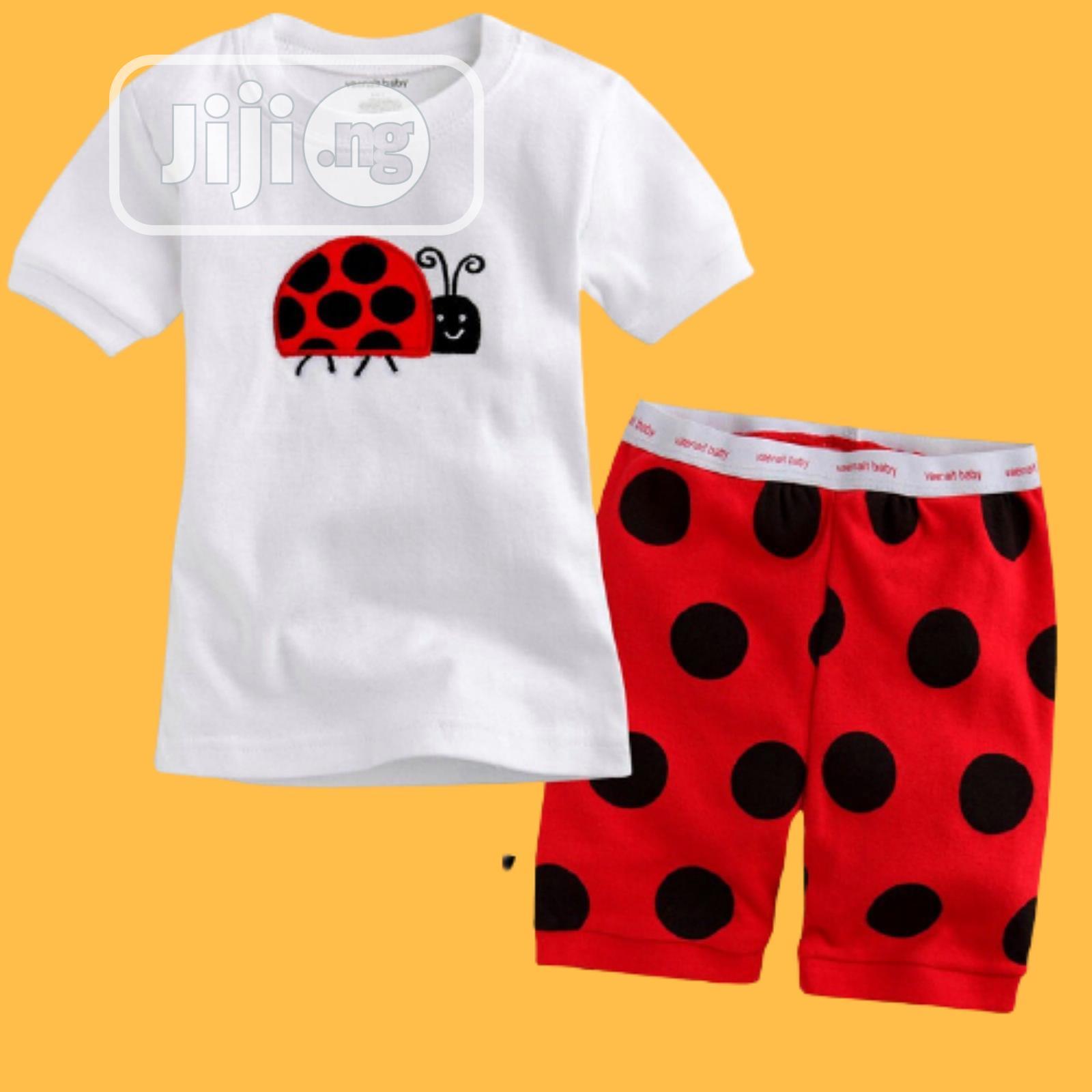Archive: Kids Bug Pyjamas Age 2 to 6