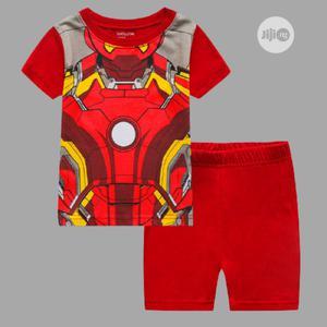 Kids Iron Man Pyjamas Age 2 to 7 | Children's Clothing for sale in Abuja (FCT) State, Jabi