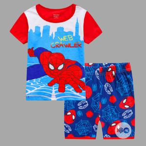 Kid's Spiderman Pyjamas Age 2 to 7 | Children's Clothing for sale in Abuja (FCT) State, Jabi