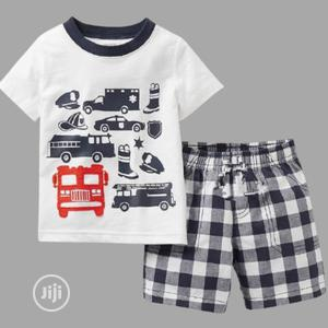 Fire Engine Pyjamas Age 2 to 7 | Children's Clothing for sale in Abuja (FCT) State, Jabi