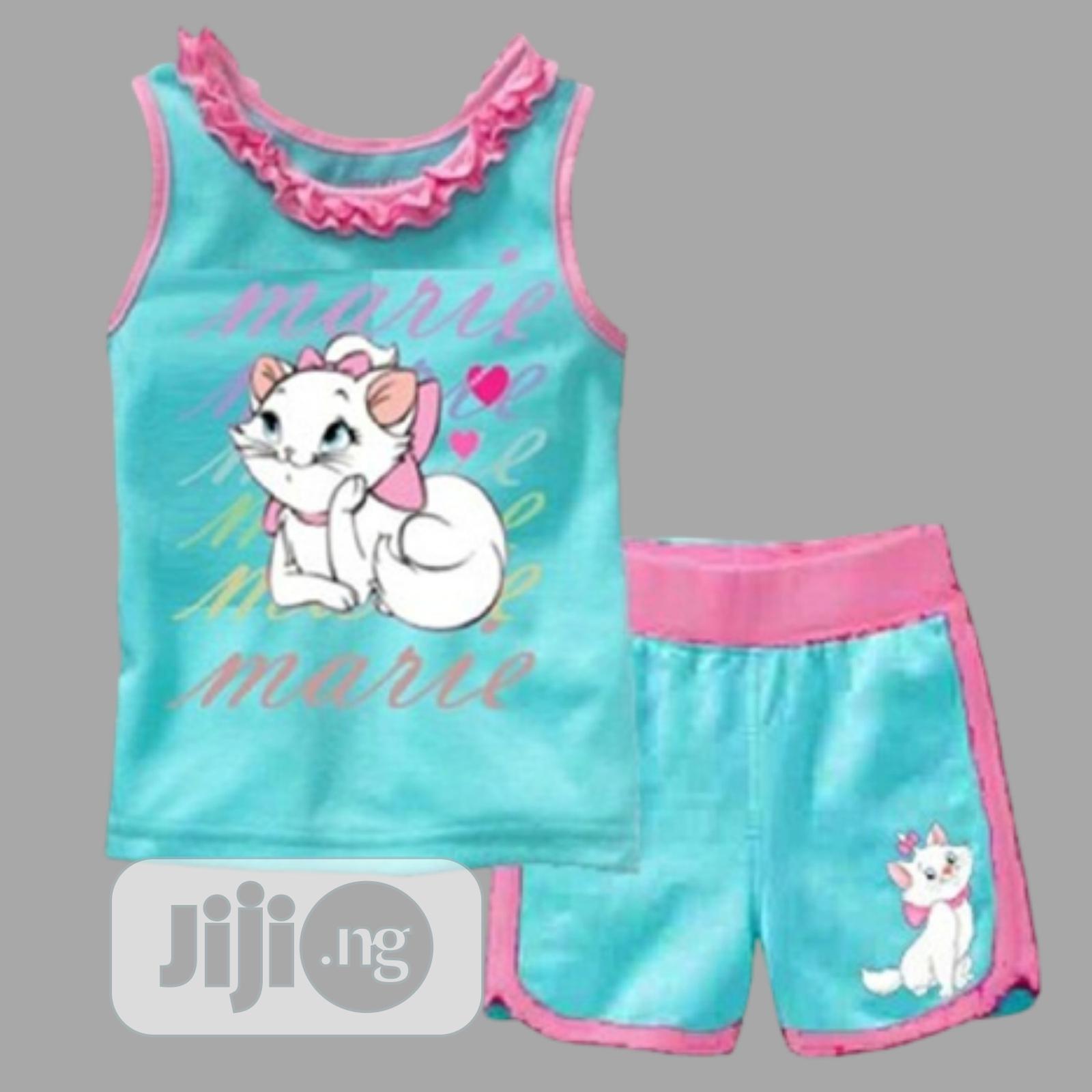 Archive: Cute Kitty Pyjamas Age 2 to 7