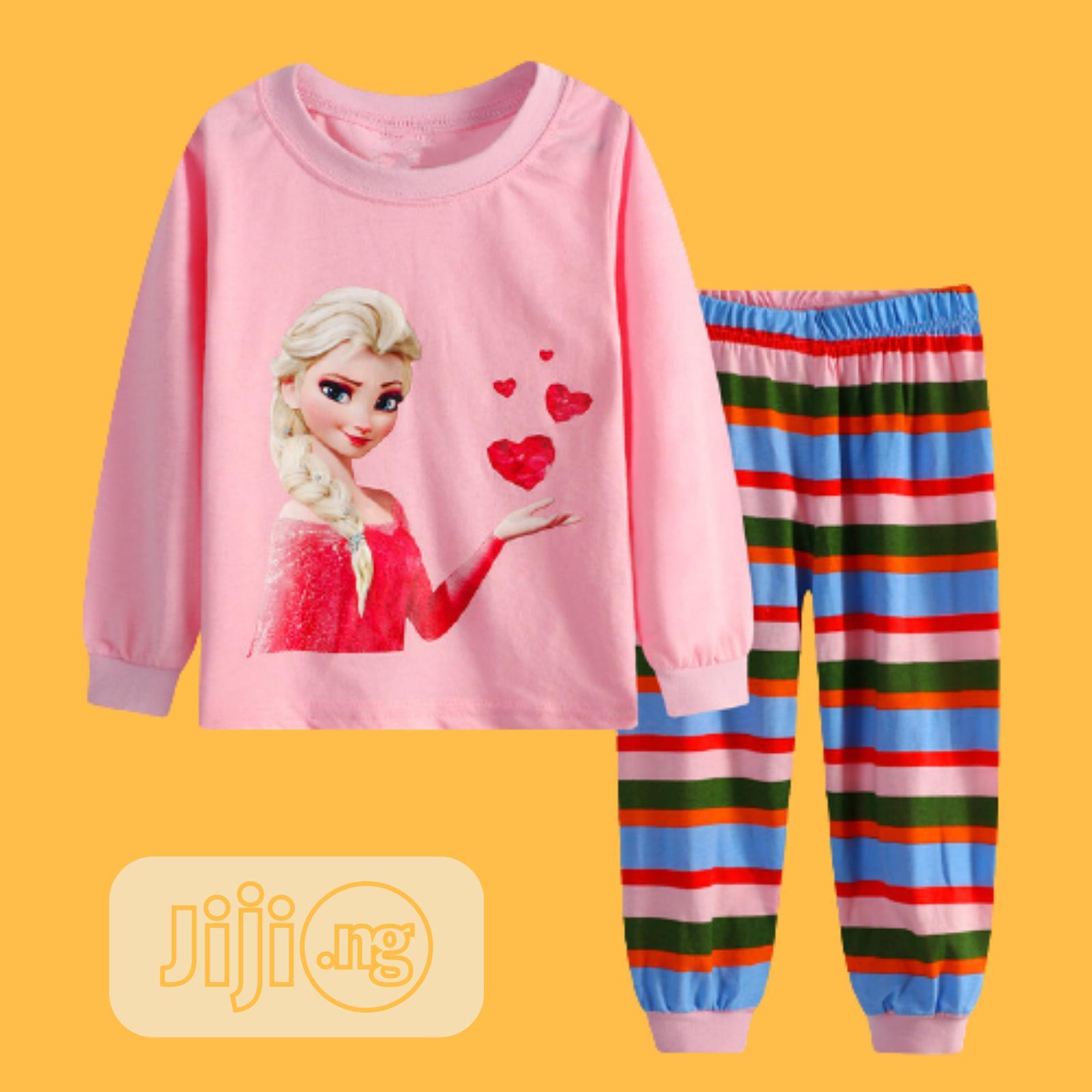 Archive: Girls Pyjamas Age 2 to 7