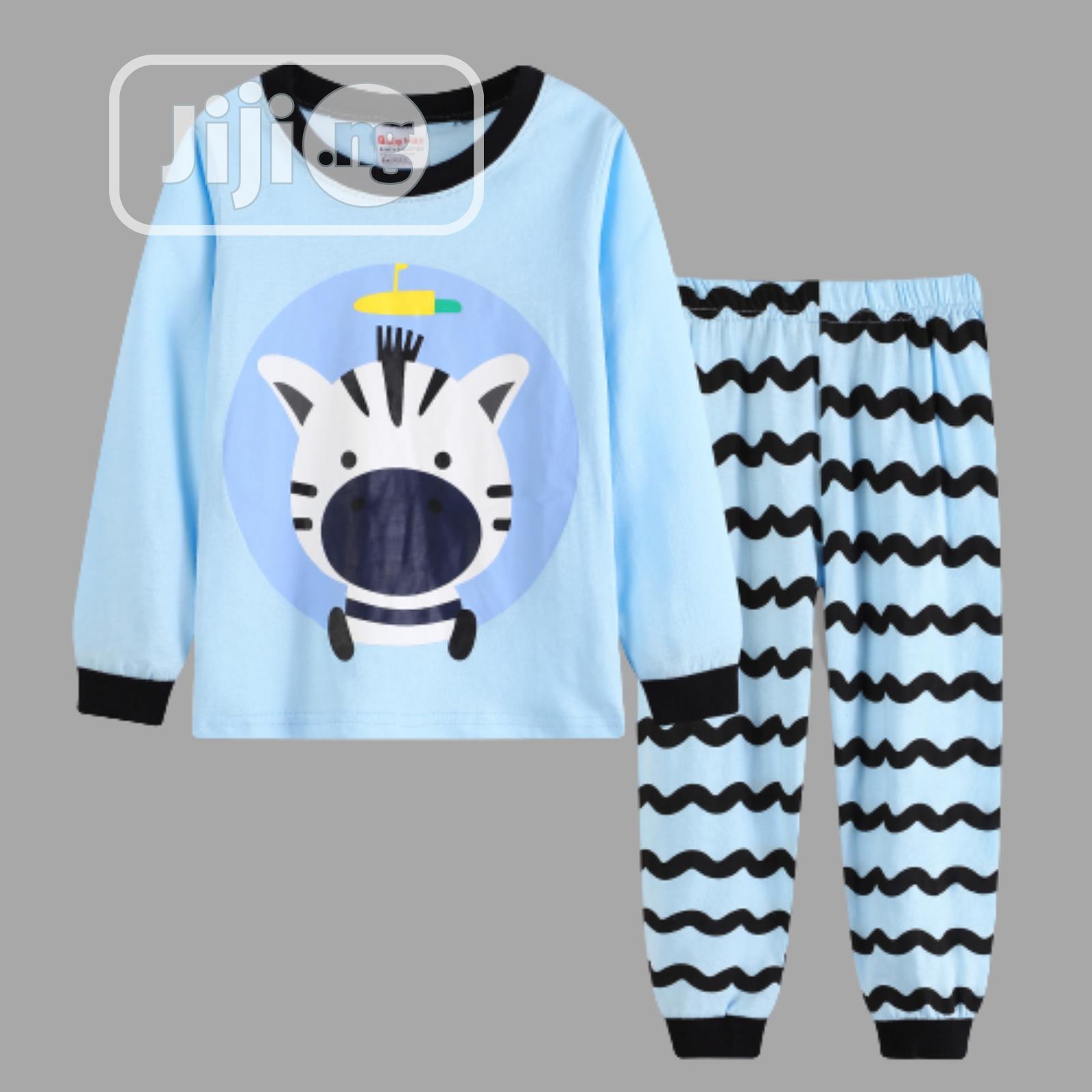 Archive: Mr Zebra Pyjamas Age 2 to 7