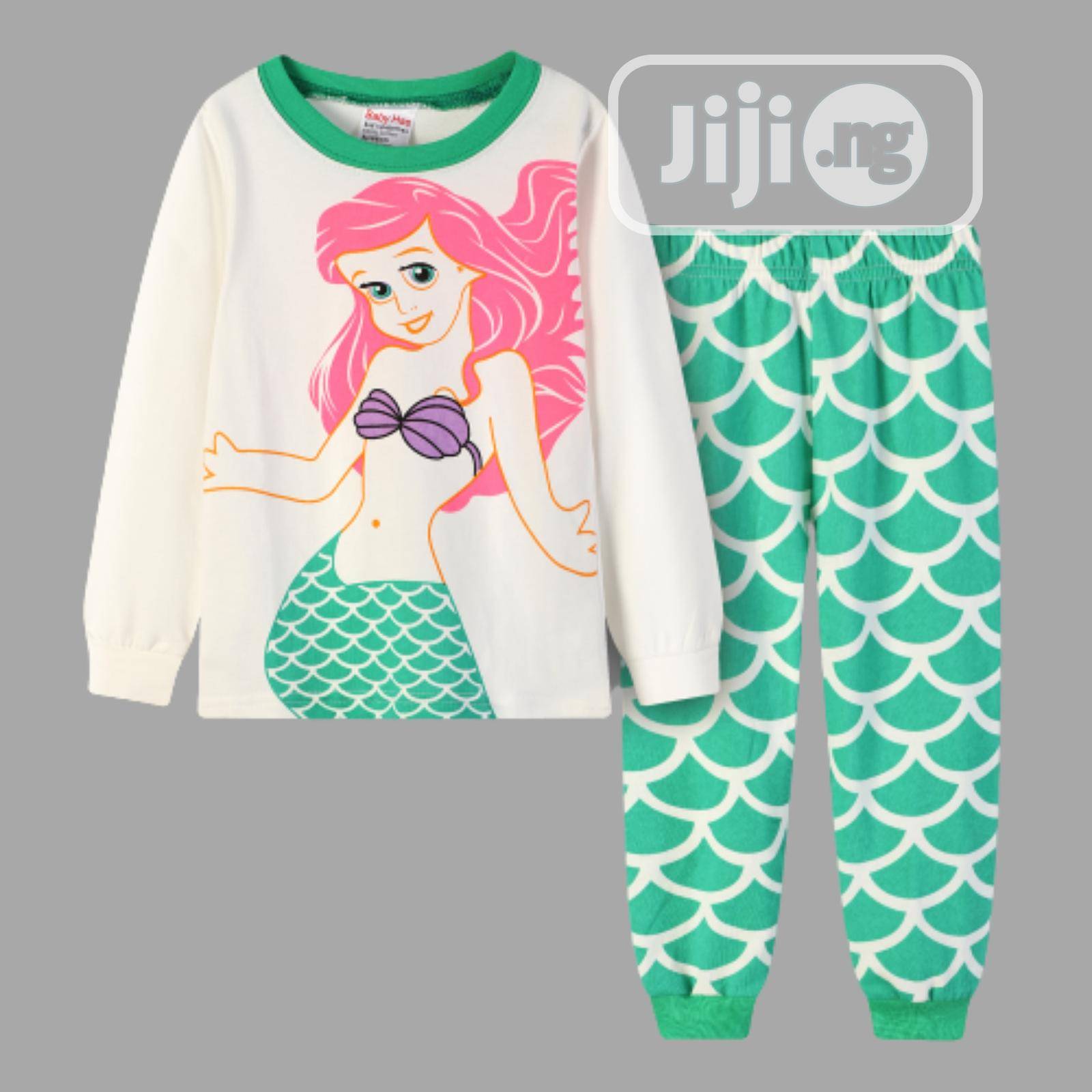 Archive: Ariel Pyjamas Age 2 to 7