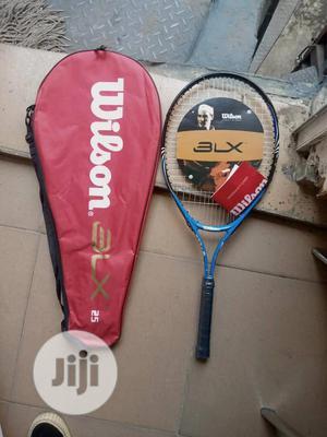 Standard Wilson Tennis Racket   Sports Equipment for sale in Lagos State, Ikeja