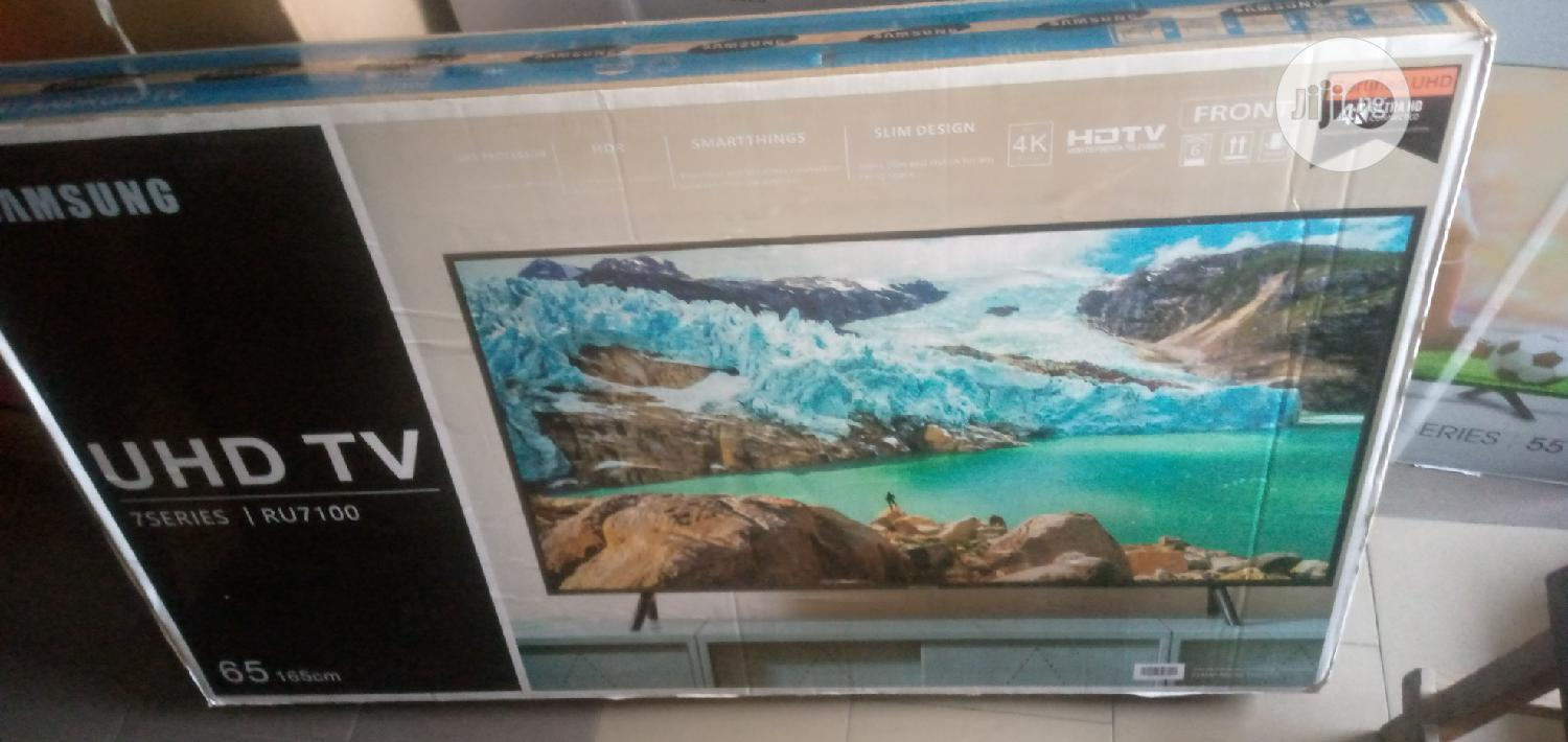 Samsung TV 65inches Smart TV Led