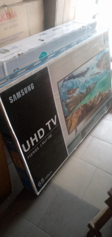 Samsung TV 65inches Smart TV Led | TV & DVD Equipment for sale in Oshodi, Lagos State, Nigeria