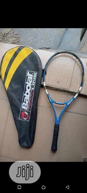Standard Babolat Tennis Racket   Sports Equipment for sale in Lagos State, Ikeja
