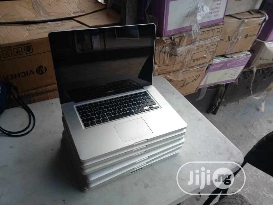 Laptop Apple MacBook 2010 8GB Intel Core I7 HDD 500GB | Laptops & Computers for sale in Ikeja, Lagos State, Nigeria