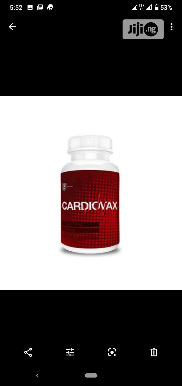 Cardiovax Blood Pressure Capsule