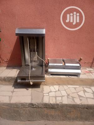 Locally Made Shawarma Machine and Toaster Grill   Restaurant & Catering Equipment for sale in Lagos State, Ojo