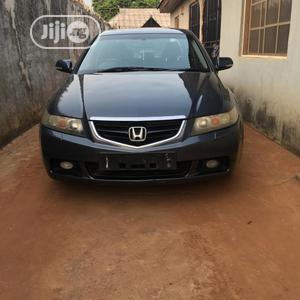 Honda Accord 2004 Automatic Gray | Cars for sale in Ogun State, Ado-Odo/Ota