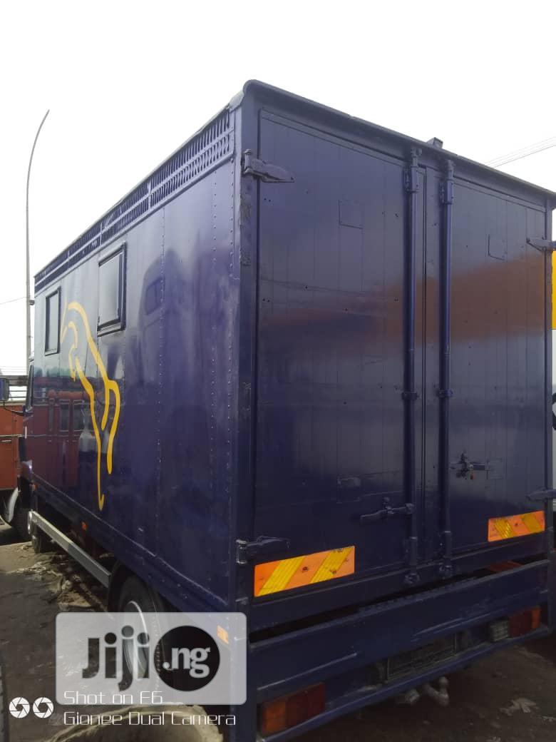 Mercedes-Benz Truck Blue | Trucks & Trailers for sale in Apapa, Lagos State, Nigeria
