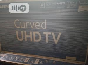 """Samsung 65"""" Curved TV 
