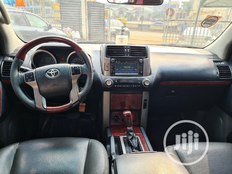 Toyota Land Cruiser Prado 2011 4.0 I Black   Cars for sale in Ikeja, Lagos State, Nigeria