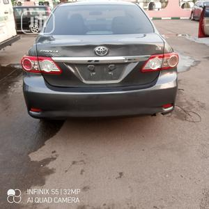 Toyota Corolla 2011 Gray   Cars for sale in Lagos State, Lagos Island (Eko)