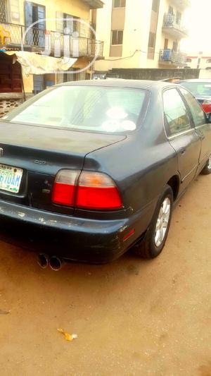 Honda Accord 1996 2.0 Green | Cars for sale in Lagos State, Shomolu