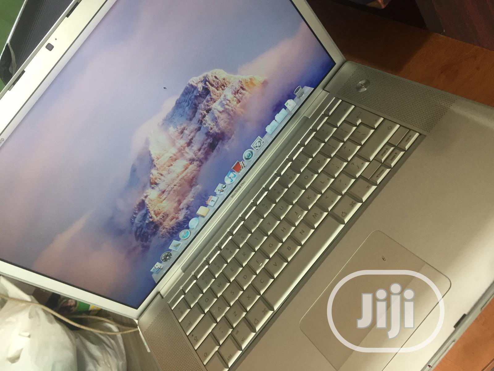 Archive: Laptop Apple MacBook Pro 2GB Intel Core 2 Duo HDD 250GB