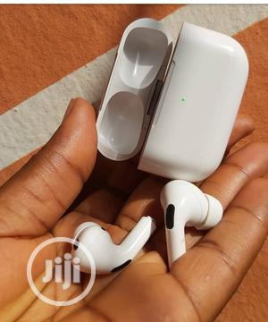 Airpod Pro With Case and Charger   Headphones for sale in Lagos State, Amuwo-Odofin
