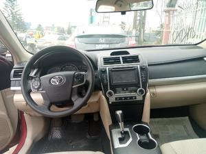 Toyota Camry 2014 Red   Cars for sale in Lagos State, Ikeja