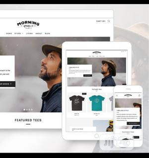 Web and E-Commerce, Shopify Store Designer and Developer   Computer & IT Services for sale in Lagos State, Ikeja