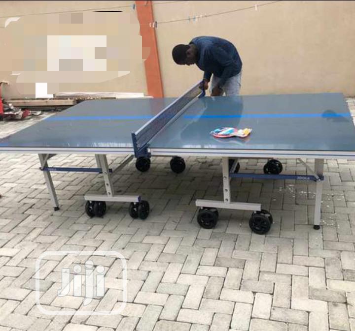 Foldable Joola Outdoor Table Tennis Board