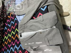 Unique Suit in Grey Micro Houndsouth | Clothing for sale in Abuja (FCT) State, Wuye