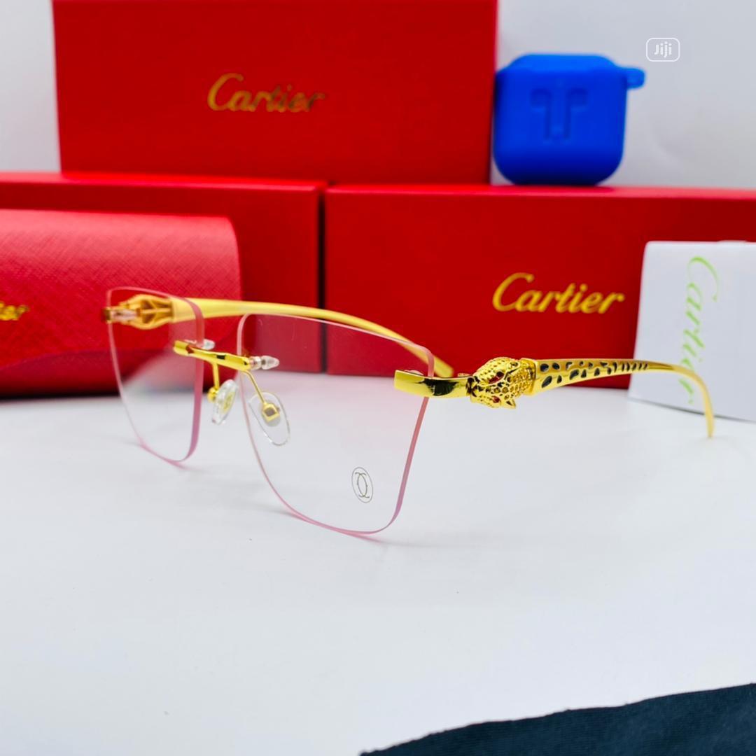 Cartier Designer Glasses