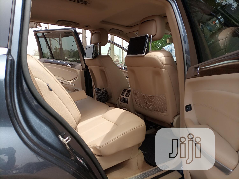 Mercedes-Benz GL Class 2010 GL 450 Gray | Cars for sale in Enugu, Enugu State, Nigeria