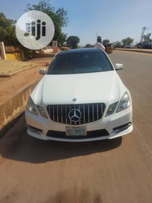 Mercedes-Benz E350 2011 White | Cars for sale in Abuja (FCT) State, Garki 2