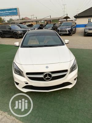 Mercedes-Benz CLA-Class 2017 White | Cars for sale in Lagos State, Ikeja