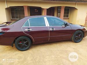 Honda Accord 2004 Sedan EX Purple | Cars for sale in Ondo State, Akure