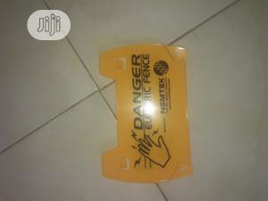 Nemtech Warning Sign | Safetywear & Equipment for sale in Enugu State, Uzo-Uwani