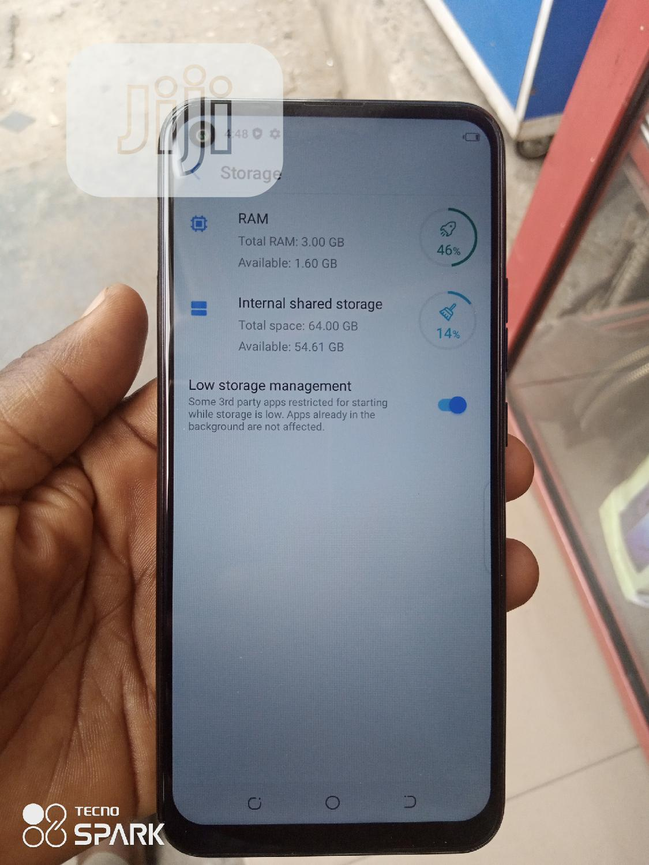Tecno Camon 15 Air 64 GB Black | Mobile Phones for sale in Ikeja, Lagos State, Nigeria