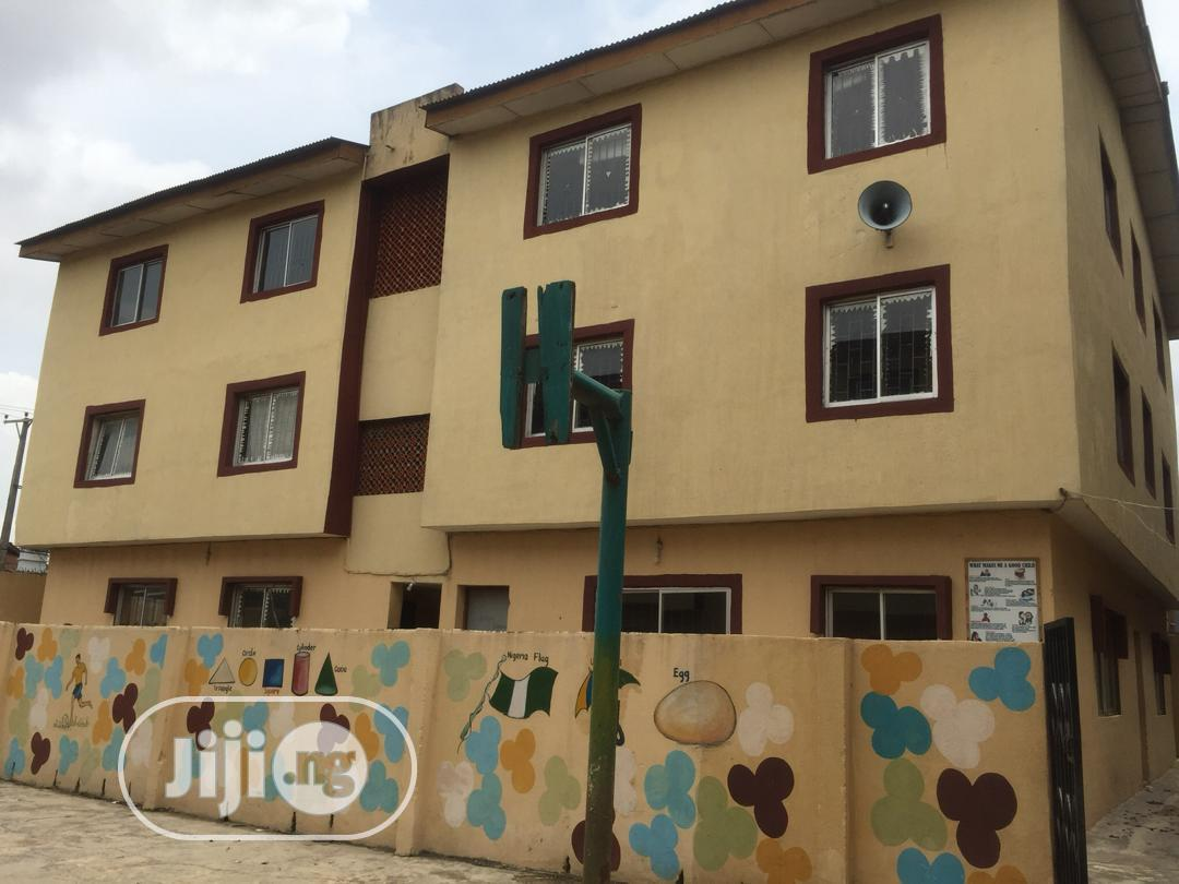 Archive: 3 Blocks of Primary and Secondary School in Agege