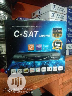 C Sat Decoder | TV & DVD Equipment for sale in Lagos State, Ojo