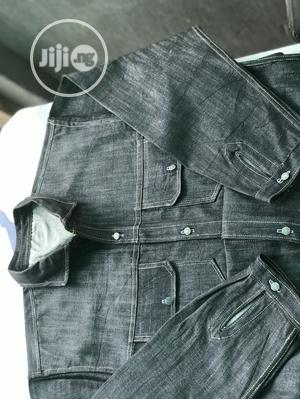 Customized Jean Jacket and Jean Pants   Clothing for sale in Abuja (FCT) State, Gwarinpa