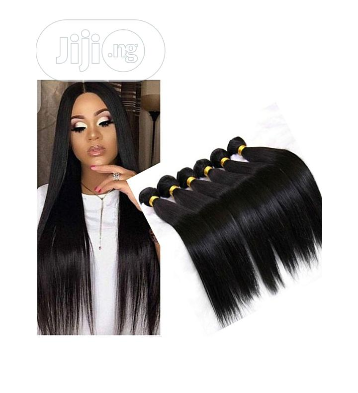 Archive: Silky and Soft Straight Hair (6 Bundles )
