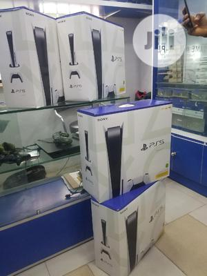 Sony Playstation 5 With Original Controller | Video Game Consoles for sale in Lagos State, Ikeja