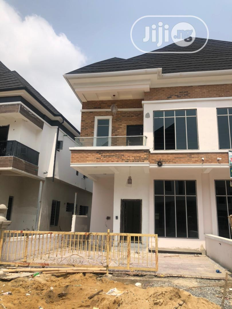 Clean Spacious 5bedroom Fully Detached Duplex With Bq