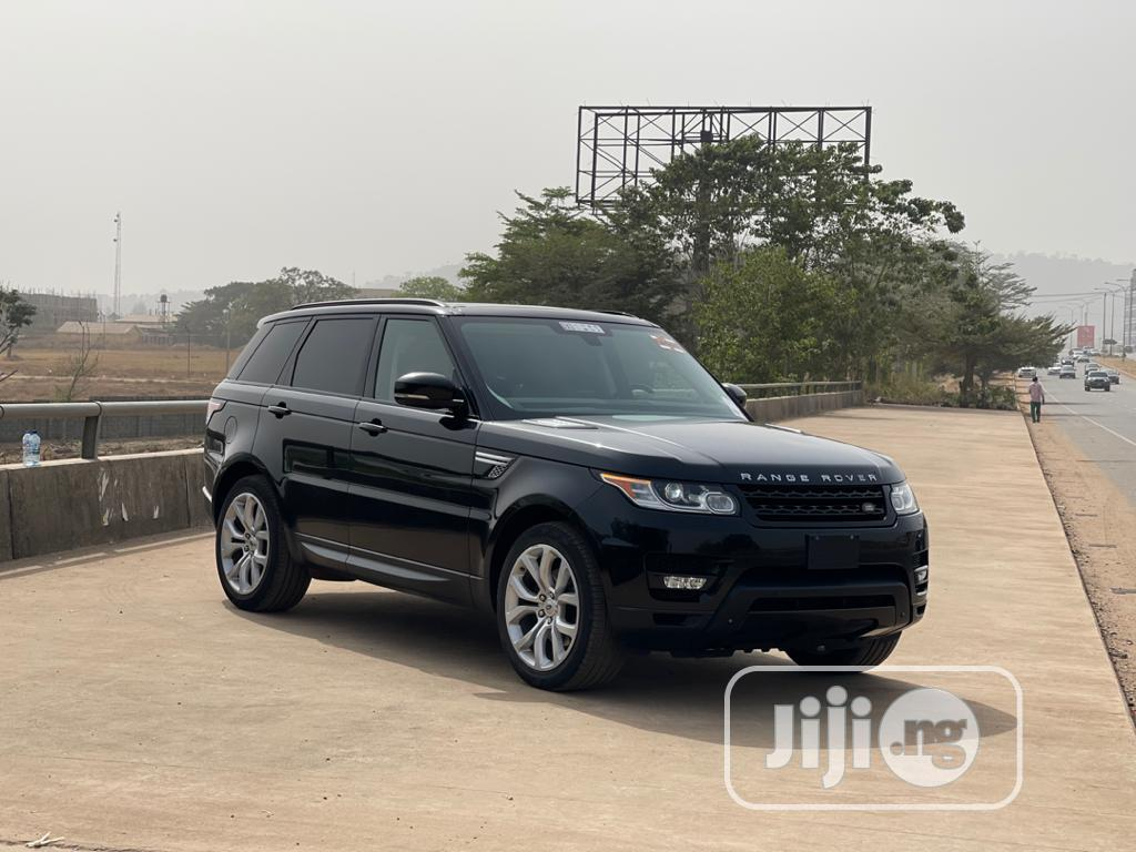 Archive: Land Rover Range Rover Sport 2014 HSE 4x4 (3.0L 6cyl 8A) Black