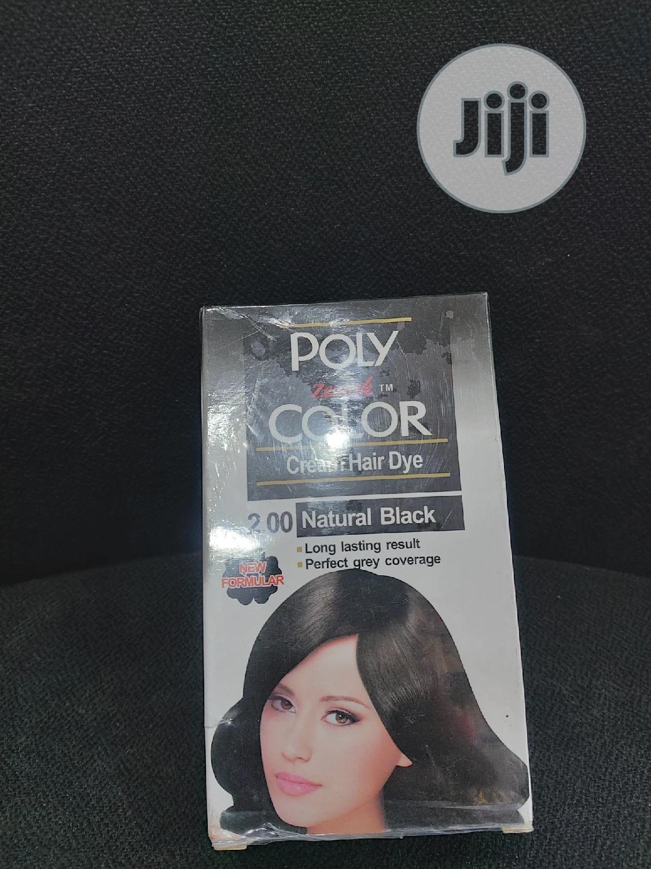 Poly Colour Dye