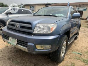 Toyota 4-Runner 2005 Limited V6 4x4 Blue | Cars for sale in Lagos State, Amuwo-Odofin