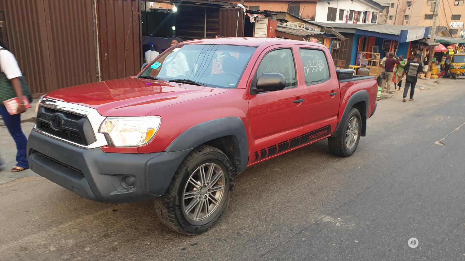 Archive: Toyota Tacoma 2012 Red